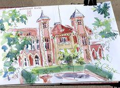 Speed-Sketching Workshop in Perth