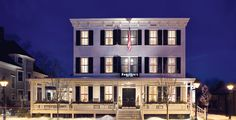 Hotel Fauchere is located only 75 miles from New York City, making it the ideal boutique hotel getaway.