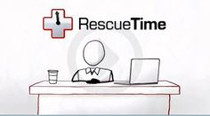 RescueTime - tracks how you are spending time on your computer; a real eye-opener!!