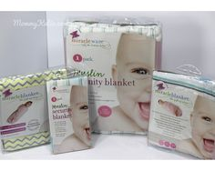 Mommy Katie: #Giveaway New Baby Prize Pack from Miracle Blanket...