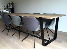 Dining Room Furniture, Rustic, Living Room, Kitchen, House, Inspiration, Utrecht, Chairs, Van