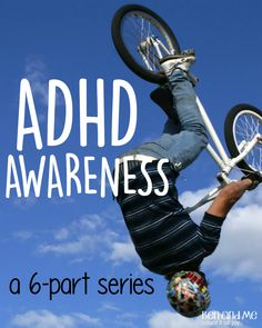 In this series I share transparently how our son (and our family) has been both blessed and challenged by the diagnosis of ADHD. It is my sincere hope that other families will be both encouraged and equipped in their own journeys by sharing in ours.