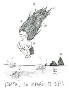 ¡Salta! La alegría te espera - Sara Fratini