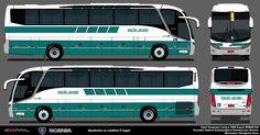 Onibus Marcopolo, Mercedes, Custom Vans, City, Design, Classic Cars, Dibujo, Cities