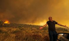 America's year of fire and tempests means climate crisis just got very real   US news   The Guardian