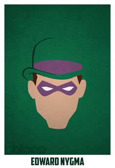 The Riddler By Bloop