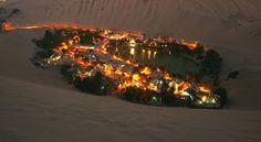 Il gioiello del Perù: benvenuti nell'oasi di Huacachina (e della sirena)