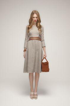 Tencel jurk van Twin Couture