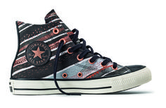 Converse The Festival Collection Converse All Star, Converse Chuck Taylor Black, Chuck Taylor Sneakers, Converse Shoes, Custom Converse, Custom Sneakers, Custom Shoes, Moda Sneakers, Disney Shoes