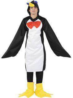 El mayor catálogo online para comprar disfraz de pingüino adulto. Precios muy económicos, envío 24 horas y devolución garantizada.