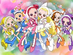 Ojamajo Doremi (Anime) - TV Tropes