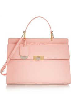 Balenciaga Le Dix leather shoulder bag | NET-A-PORTER