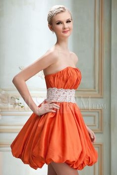 716cf65f3c Pop of bright color! Wow! Short Gowns