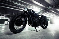 Bandit9 'Nero' Motorcycle