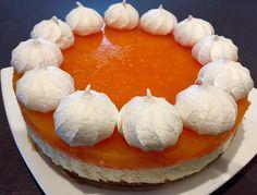 Chrupiące ciasto z nutellą i brzoskwiniami, bez pieczenia! - Blog z apetytem Cheesecake, Food And Drink, Nutella, Pudding, Yummy Food, Candy, Cookies, Fruit, Breakfast