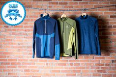 The best men's base layers for the 2014/15 ski season from three top brands.  - OnTheSnow