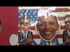 Obama sings happy birthday! - YouTube