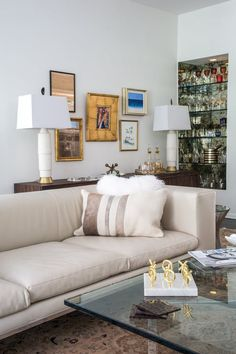 The Ultimate Decorators' Guide to Ideal Living Room Layout Measurements | Apartment Therapy