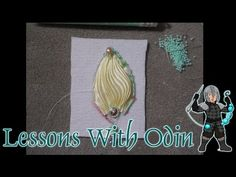 Shibori Jewelry Making Materials and Ribbon Setup - The Shibori Saga: Part 1 - YouTube