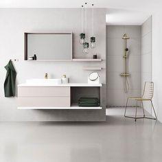 På utkikk etter nytt baderomsmøbel? Med Dansani Calidris velger du størrelse & farge utifra dine behov og ønsker Prat med oss for muligheter med nettopp ditt bad #rørkjøp