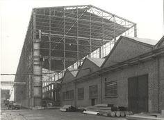 Hangar Bicocca #milano #architettura #storia #fotografia