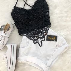 Pin by pamela sanchez on outfits in 2019 Teen Fashion Outfits, Mode Outfits, Outfits For Teens, Girl Outfits, Cute Summer Outfits, Classy Outfits, Casual Outfits, Teenager Outfits, Aesthetic Clothes