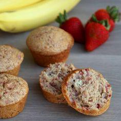Healthier Muffins