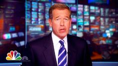 """Brian Williams Raps N.W.A's """"Straight Outta Compton"""" (Late Night with Ji..."""