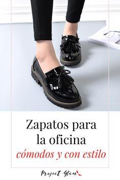33 Ideas De Zapatos Para La Oficina Zapatos Zapatos De Oficina Zapatos Mujer
