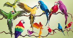 In unserem #DekoWoerner Online Shop finden Sie zahlreiche #Deko-Vögel. Heimische #Singvögel & exotische #Paradiesvögel - #naturgetreu & farbenfroh. #Dekoration #Frühlingsdeko #springtime http://www.decowoerner.com/de/Saison-Deko-10715/Fruehling-Ostern-10729/Voegel-11650.html