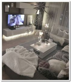 48 Most Popular Living Room Design Ideas for 2019 Images Part living room decor; living room designs room designs modern 48 Most Popular Living Room Design Ideas for 2019 Images Part 44 Living Room Decor Cozy, Living Room Modern, Home Living Room, Small Living, Living Room Goals, Living Room Decor Grey And White, Cool Living Room Ideas, Small Apartment Living, Barn Living
