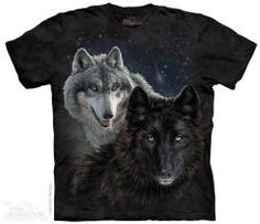 The Mountain Wolf T-shirt | Star Wolves
