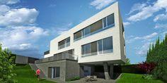 Bytové domy Rusovce / Apartment houses Rusovce | Naše návrhy - Our on