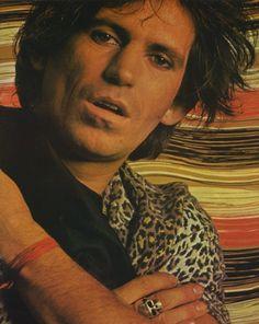 Keef circa '80s