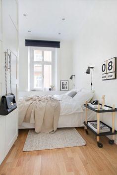flexibles schlafzimmer neutrale gestaltung