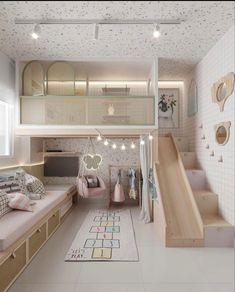 Small Room Design Bedroom, Kids Bedroom Designs, Room Ideas Bedroom, Home Room Design, Baby Room Decor, Kids Room Design, Luxury Kids Bedroom, Modern Kids Bedroom, Playroom Design