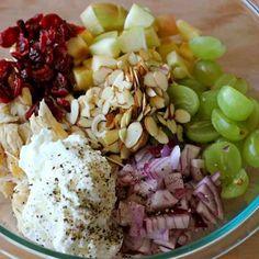Healthy chicken breast recipes with greek yogurt
