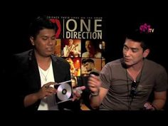 The Double Ds interview ONE DIRECTION - YouTube