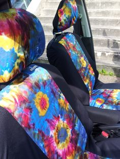 Fun Fabulous And Funky Car Seat Covers Pink By