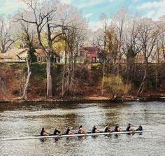 Notre Dame Women's Rowing Team