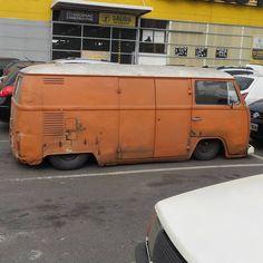 brazillian late bay panelvan