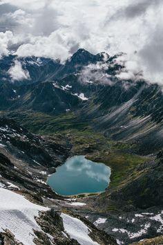 "beyondcrowds: "" Portal Upper Reed Lake, Alaska """