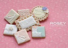 Wedding Cookies 2011 | by rosey sugar