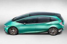 2018-2019 Honda «S» and «C» Concept — two prototypes of the new 2018-2019 Honda cars