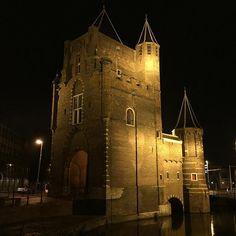 Amsterdamse Poort #haarlem #night