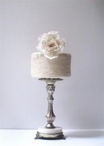 Pearl & Rose Cake by Maggie Austin Cake