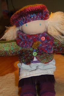 poppenhuisje wools