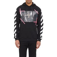 ef572cfa15 Off-white c o virgil abloh Caravaggio Hoodie in Black for Men