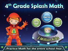 Danielle Dresslers Blog: Splash Math 4