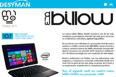 Tablet Billow X200IK de Desyman